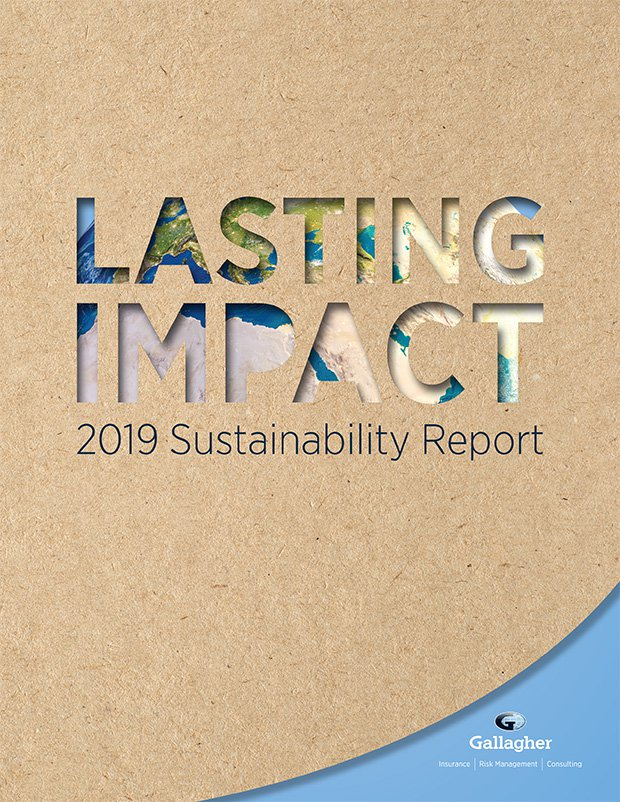 Gallagher Sustainability Report 2019