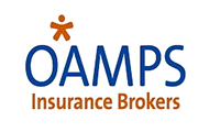OAMPS insurance broker logo
