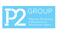 P2 group logo