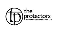 The protectors logo